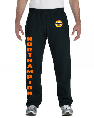 Men's Gildan Adult Heavy Blend™ - Open-Bottom Sweatpants G18400