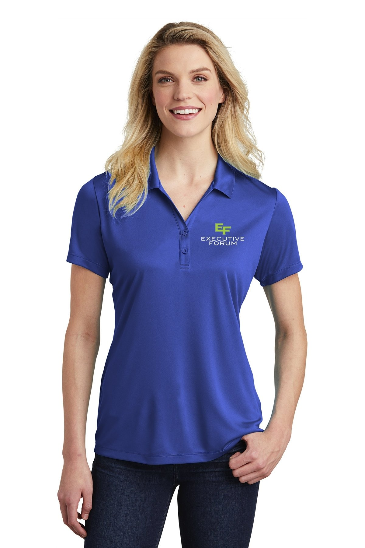 Sport-Tek ® Ladies PosiCharge ® Competitor ™ Polo LST550