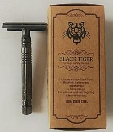 BLACK TIGER (NEW!!) - A100% STEEL RAZOR AT THIS AMAZING PRICE! VINT-001