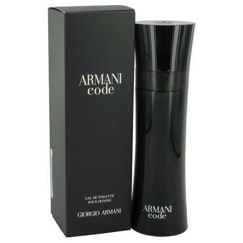 Armani Code by Giorgio Armani Eau De Toilette Spray 4.2 oz (Men) V728-435745