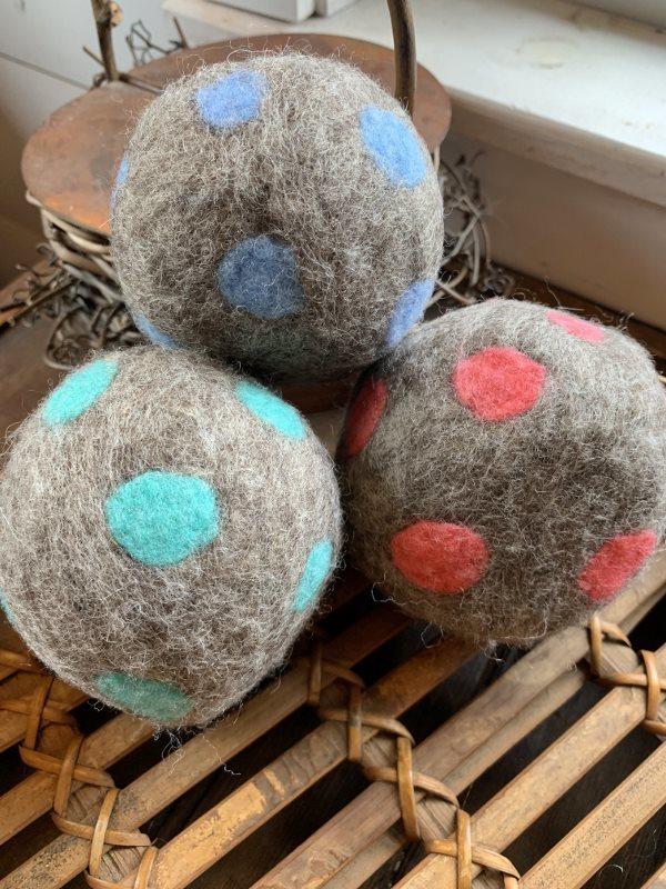 Ovella Wool Dryer Balls - Set of Three 18330