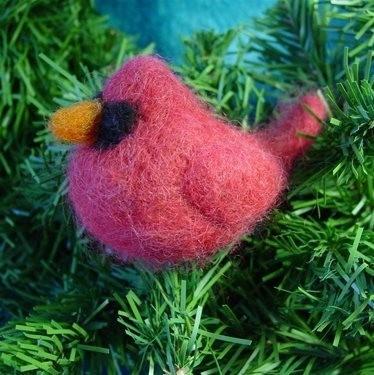 Cardinal Ornament Kit