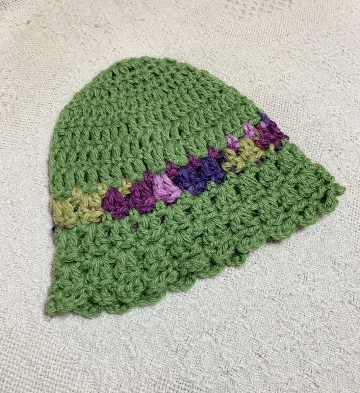 Baby Bucket Hat - 6-12 Months