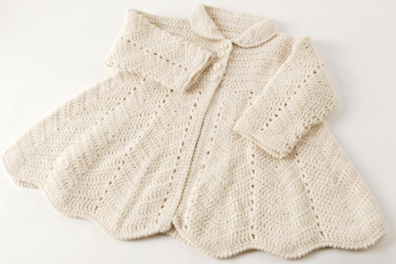 Toddler's Coat Dress Pattern