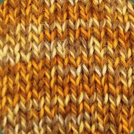 Hand-Dyed Swizzle Alpaca Yarn - Goldenrod AYC-071122