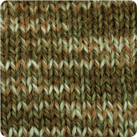 Hand-Dyed Swizzle Alpaca Yarn - Camo AYC-071123