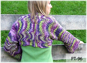 Fireflower Shell & Shawl by Kristin Omdahl