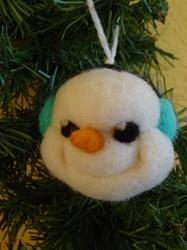 Snowman Ornament Kit