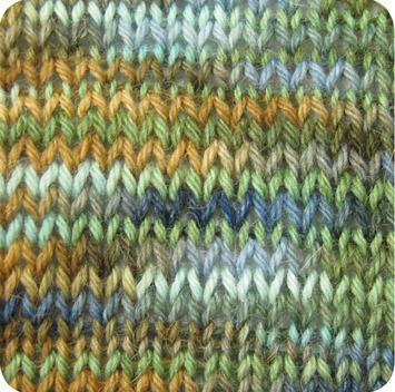 Alpaca and Superwash Wool Sock Yarn - Happy Camper AYC-640