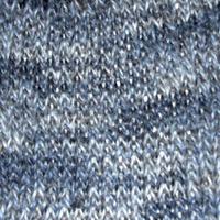 Hand-Dyed Swizzle Alpaca Yarn - Academy Blue