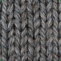 Snuggle Bulky Alpaca Blend Yarn - Gray Heather
