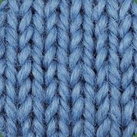Snuggle Bulky Alpaca Blend Yarn - Blue Bird