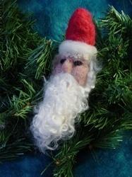 Santa Ornament Kit