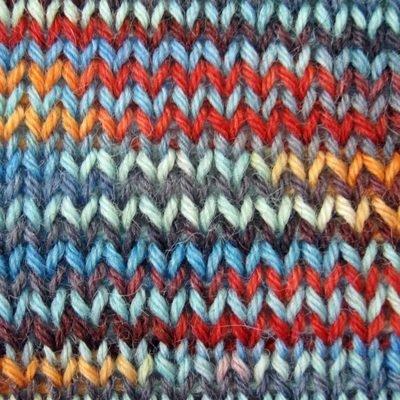 Alpaca and Superwash Wool Sock Yarn - A'Koi There