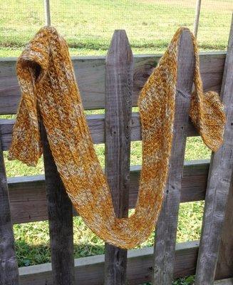 Ribbed Scarf Crochet Class