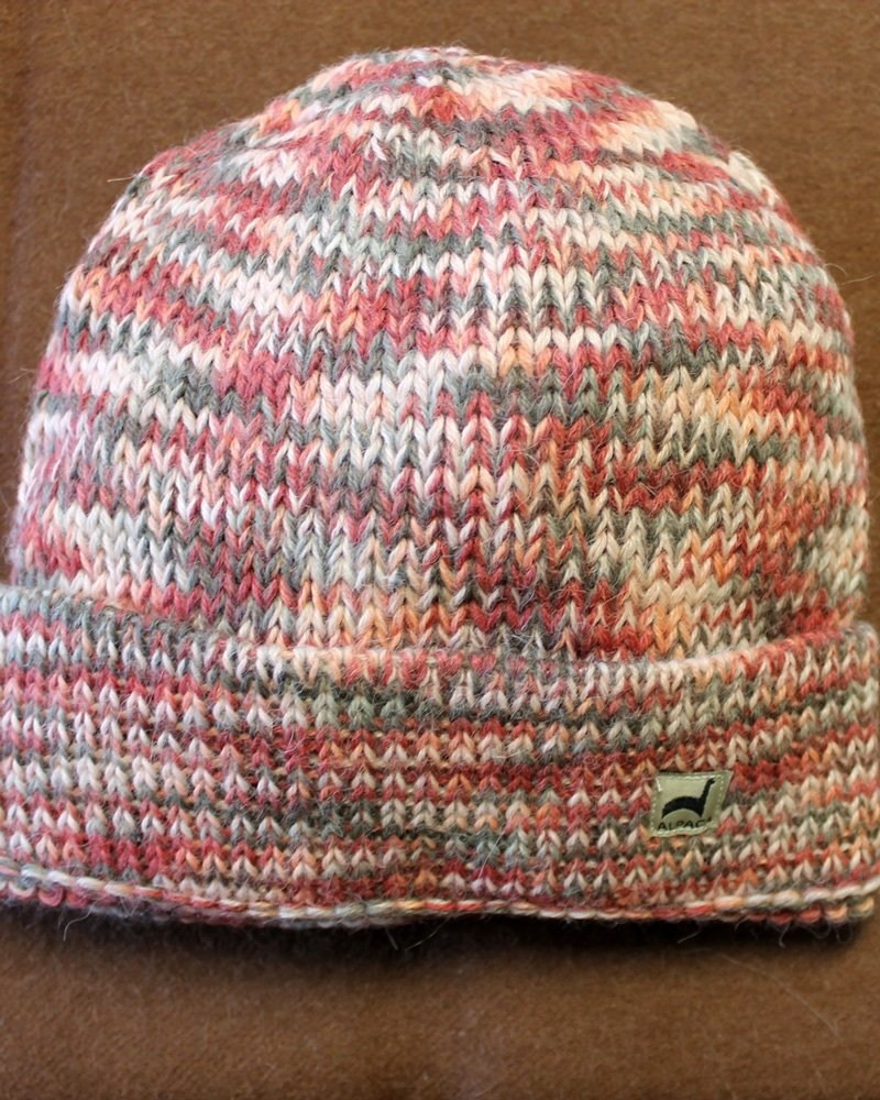 Fisherman Ladies Alpaca Hat 18160