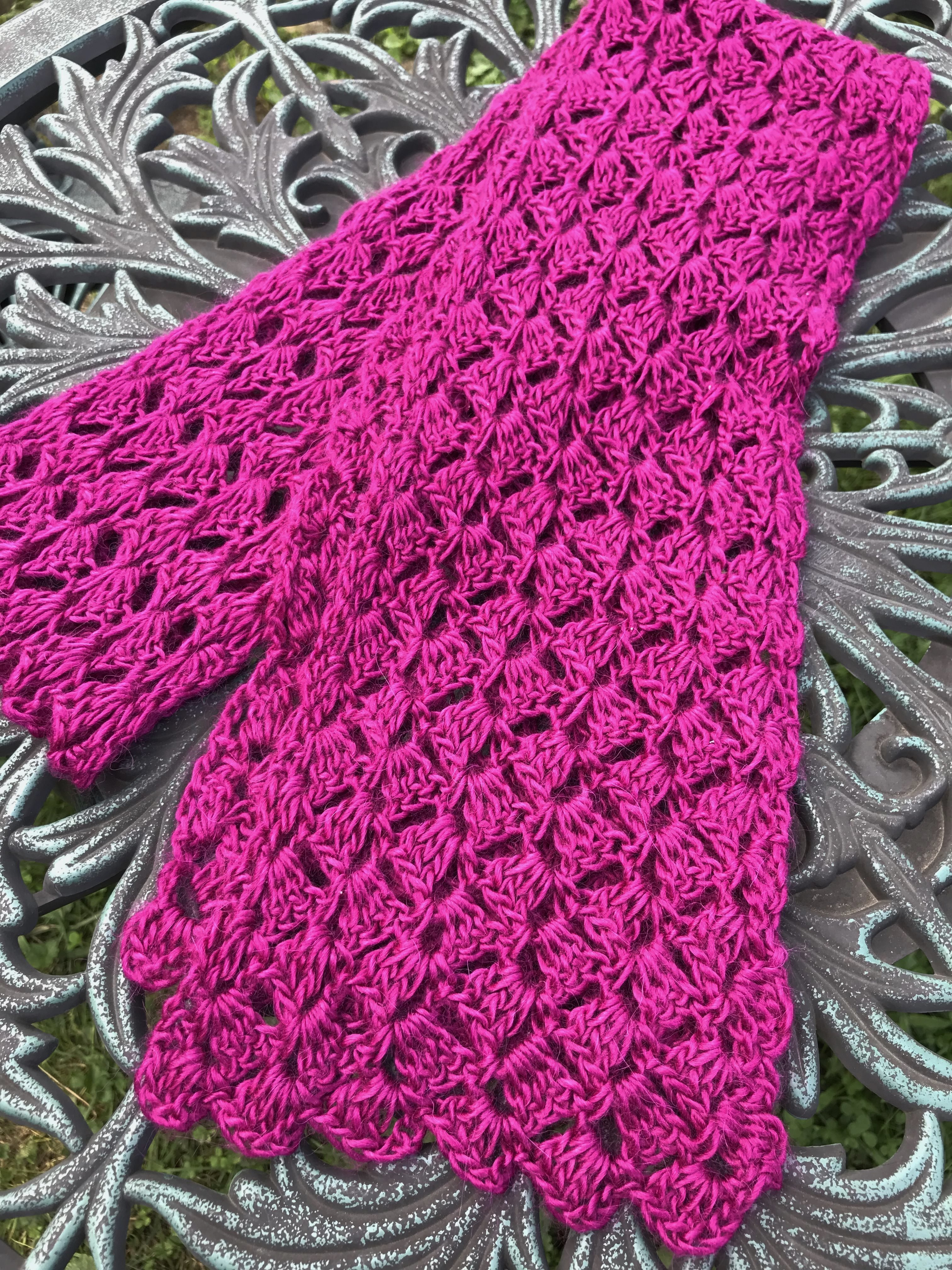 Lacey Astral Scarf 18236