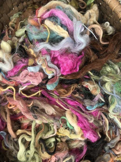 Suri Fiber - Mixed Colors 18239
