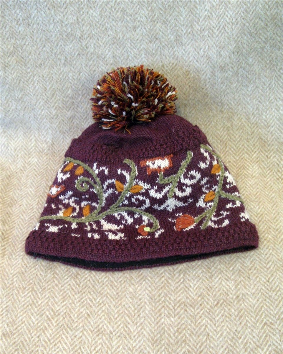NEW Vail Lined Alpaca Hat