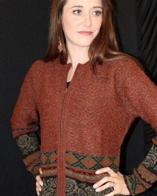 Waverly Ladies Alpaca Sweater
