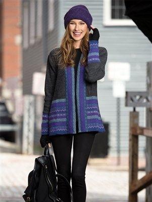 Jazmin Ladies Alpaca Sweater