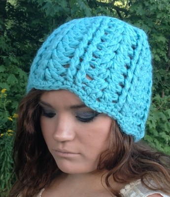 Urban Shells Snuggle Hat - Seafoam