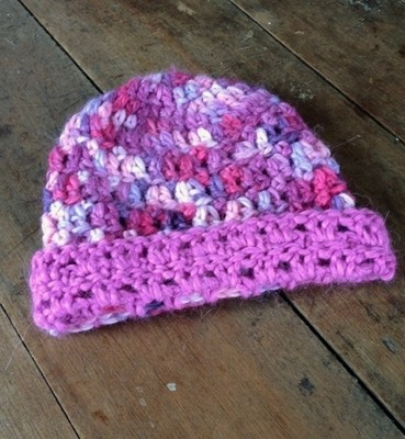 Head Hugger Alpaca Wool Hat