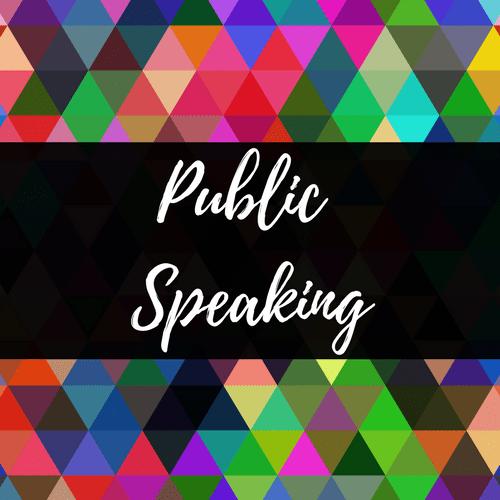 Public Speaking 00004