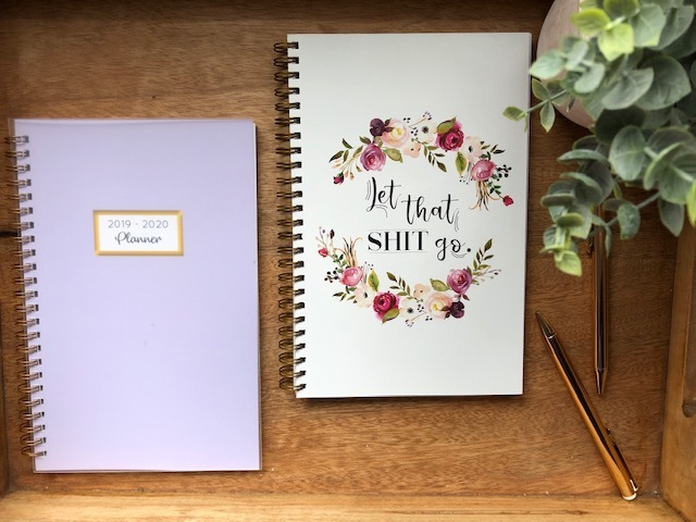 2019 Lifestyle Planner & Journal Pack 6