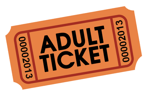 Adult Ticket - Big Straw Bale Gathering 00010