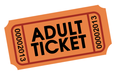 Adult Ticket - Big Straw Bale Gathering