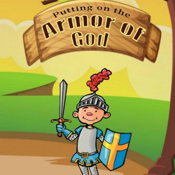 Standing Firm - Putting on the Armor Of God 00003