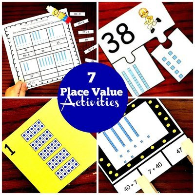 7 Place Value Activities