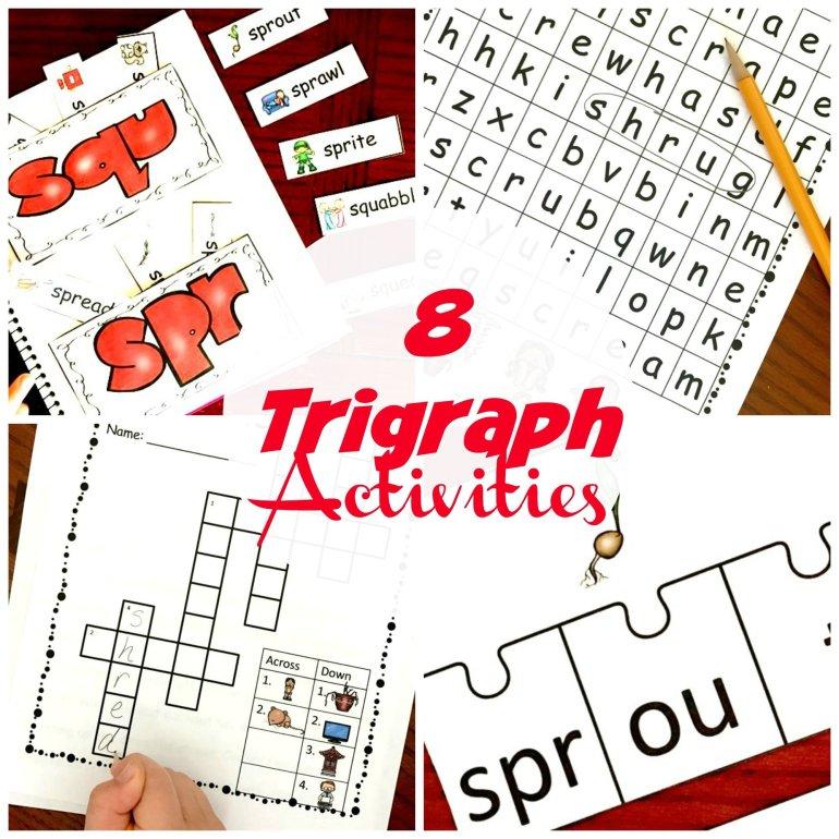 8 Trigraph Activities 00044