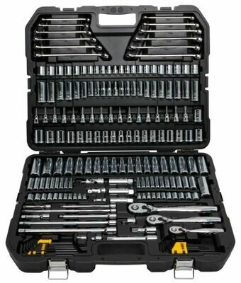 204 PC MECHANICS TOOL SET