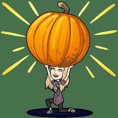 5 pc. Pumpkin Spice Keto Kreme 00003