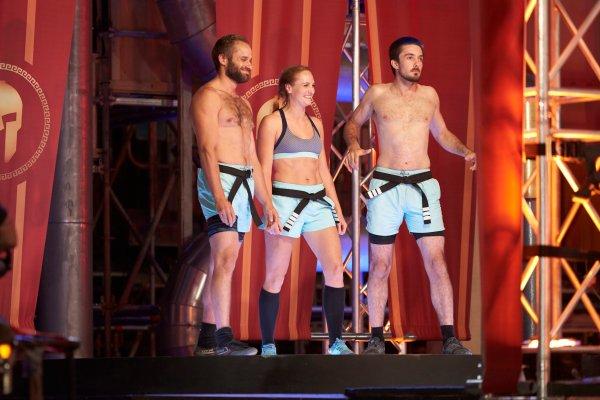 Black Belt Buddies - Australian Spartan - Podium