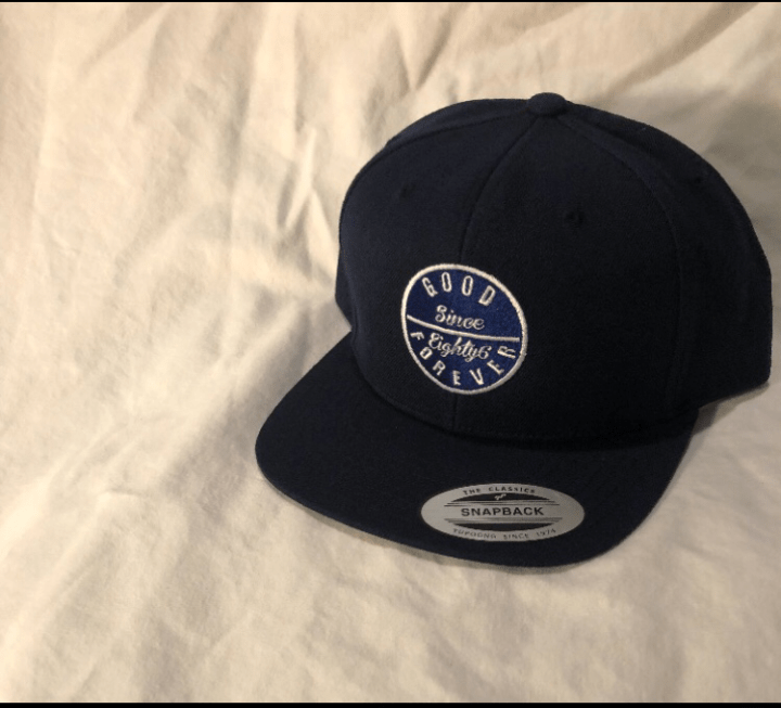 Good Forever True Blue 86 Edition Snap Back 00031
