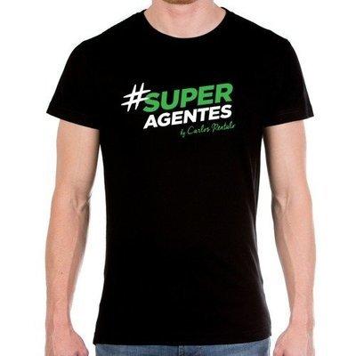 Camiseta hombre # SUPERAGENTES