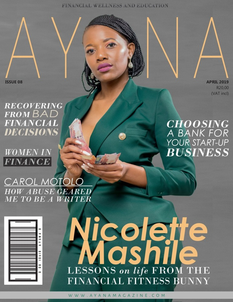 April 2019 - Issue 8 AYANA-8THED-100419