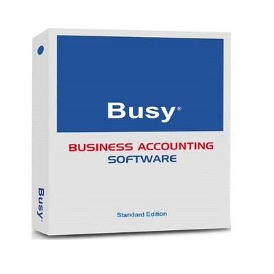 Busy Accounting Software (Standard Multi User)