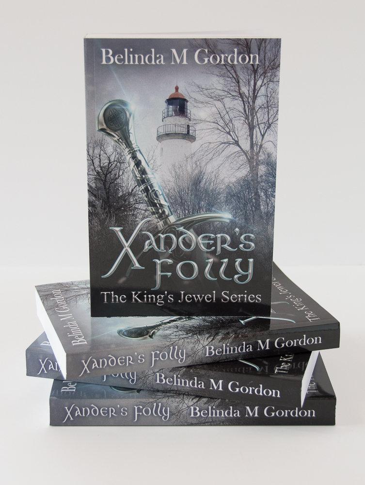 Xander's Folly (paperback) 00017