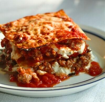 Smoked Lentil Bolognese Lasagna (8 pc. tray)