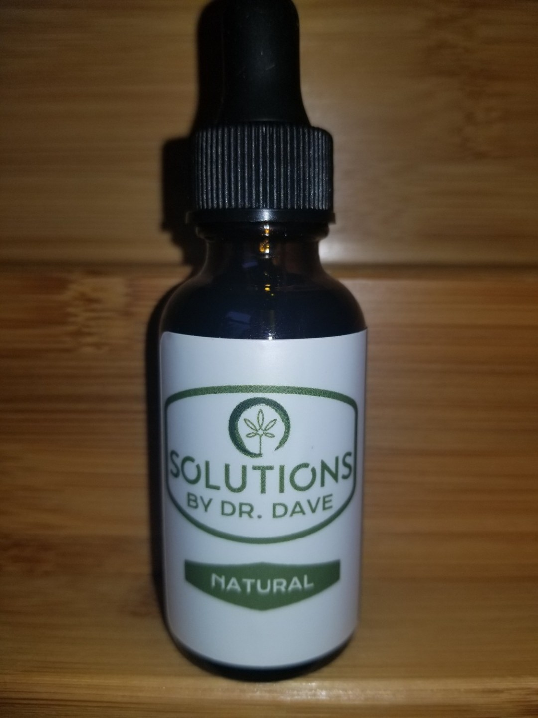500 mg CBD Oil for Humans- Natural flavor