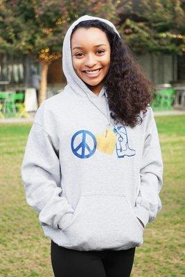 Pullover Hooded Sweatshirt