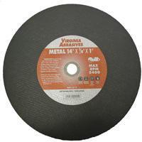 "14"" Metal Abrasive Blade 1"" Arbor (10 pack) 00005"