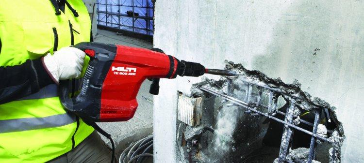 Hilti - TE 800-AVR Demo Hammer