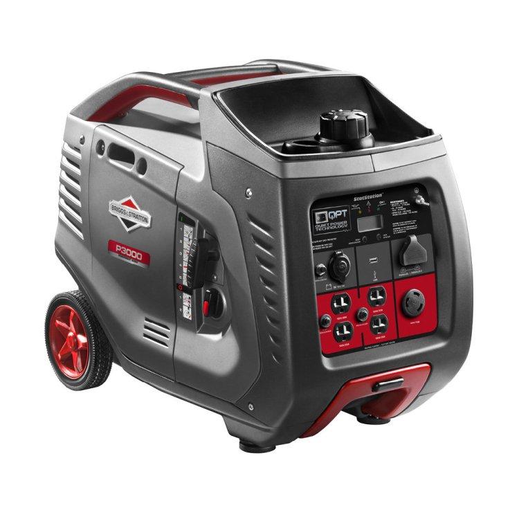 P3000 PowerSmart Series Inverter Generator