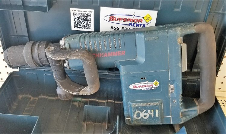 *USED* Bosch Demo Hammer 11316EVS (SDS MAX)