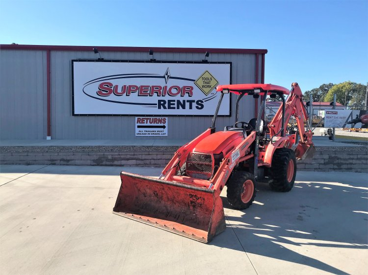 *USED* 2012 Kubota L-45 Backhoe